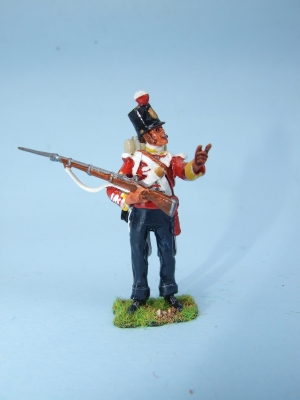 SERGEANT 57th REG WEST MIDDLESEX