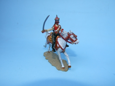 MAMLUK CAVALRY OFFICER