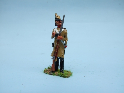 STANDING LOADING RUSSIAN GRENADIER