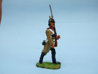 MARCH ATTACK RUSSIAN GRENADIER