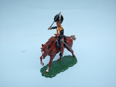 ROYAL HORSE ARTILLERY MONTED GUNNER VERSION 1