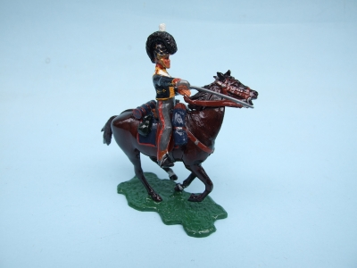 ROYAL HORSE ARTILLERY MOUNTED GUNNER VERSION 3