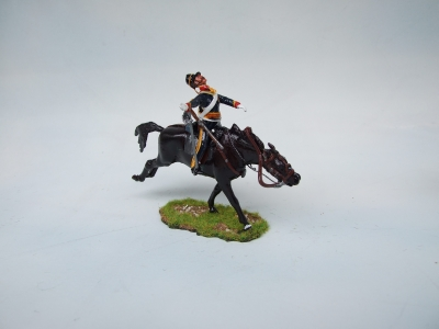 WOUNDED TROOPER 4th LIGHT DRAGOONS