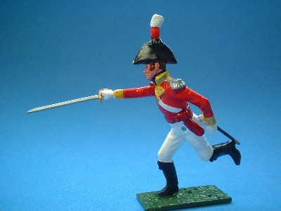 BRITISH OFFICER 88th REGT