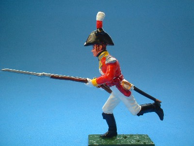 BRITISH  OFFICER 88th REGIMENT