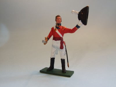 COLDSTREAM GUARDS OFFICER