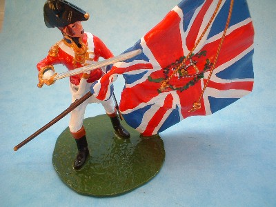 COLDSTREAM GUARDS ENSIGN 1
