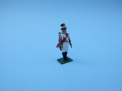 COLDSTREAM GUARDS BUGLER BOY