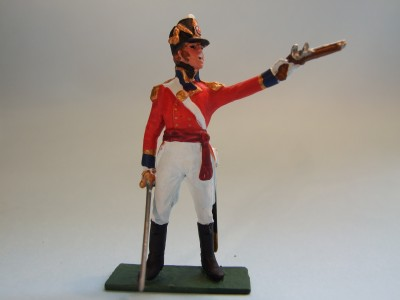 COLDSTREAM GUARDS OFFICER PISTOL