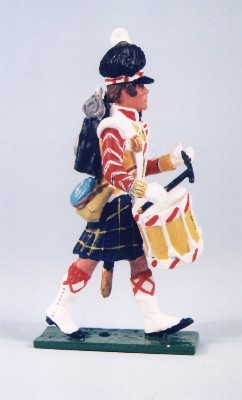 GORDON HIGHLANDER DRUMMER