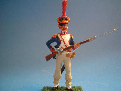 FRENCH LINE GRENADIERS SERGEANT