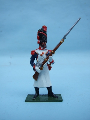 FRENCH OLD GUARD PIONEER