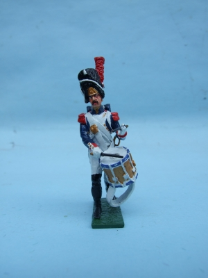 FRENCH OLD GUARD DRUMMER