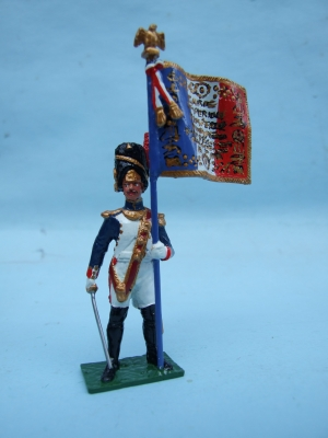 FRENCH OLD GUARD EAGLE BEARER