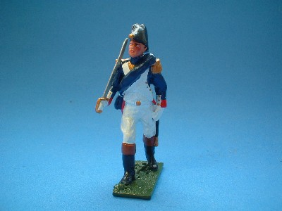 OLD GUARD CAMPAIGN DRESS OFFICER
