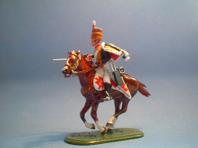 TROOPER 10th HUSSARS  BRITISH CAVALRY