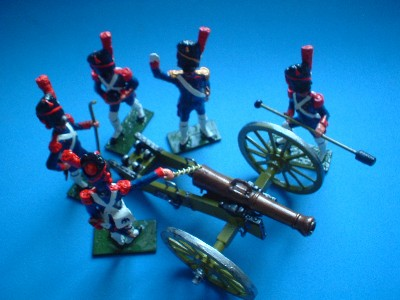 FRENCH ARTILLERY.