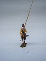 ADVANCING YELLOWCOAT PIKEMAN