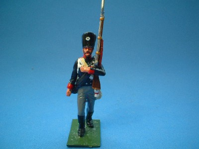 PRUSSIAN MUSKETEER ATTACK MARCH