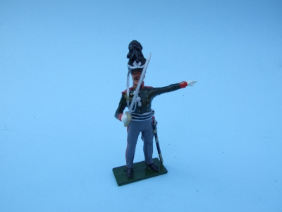 PRUSSIAN RIFLEMAN OFFICER
