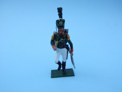 GUARD RIFLEMAN HORNIST
