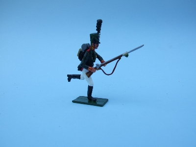 GUARD RIFLEMAN CHARGING