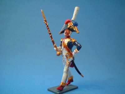 FRENCH OLD GUARD DRUM MAJOR