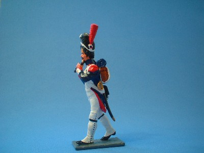 FRENCH OLD GUARD BAND FIFER