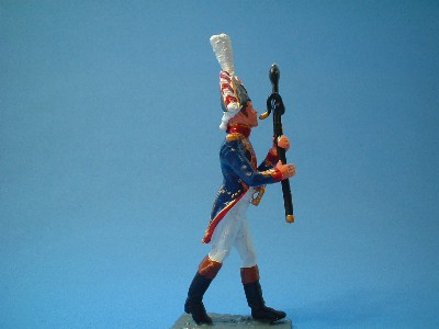 FRENCH OLD GUARD BAND BASSOON