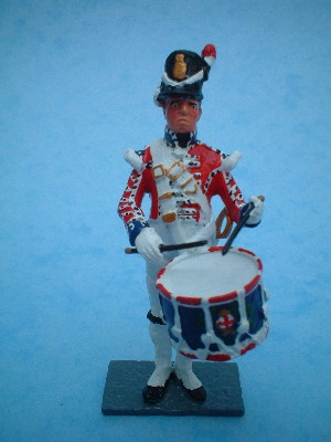 BRITISH GUARDS BAND TENOR SIDE DRUM