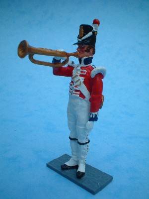 BRITISH GUARDS BAND TRUMPET