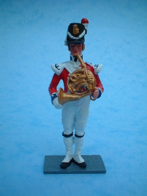 BRITISH GUARDS BAND FRENCH HORN
