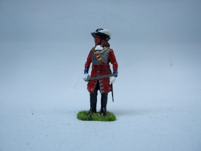 OFFICER WILLIAMITE DRAGOONS