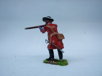 STANDING FIRING WILLIAMITE DRAGOON
