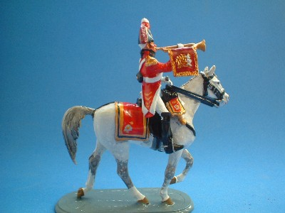 LIFE GUARD TRUMPETER CEREMONIAL DRESS
