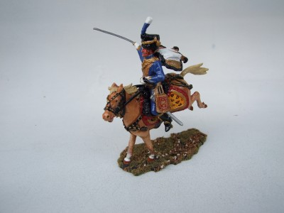 OFFICER 5th REG ELITE Co HUSSARS