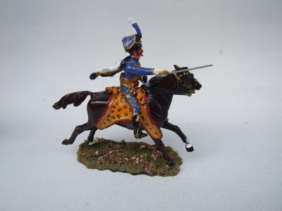 OFFICER VER 2 5th REG ELITE Co HUSSARS