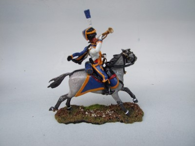 TRUMPETER 5th REG ELITE Co HUSSARS
