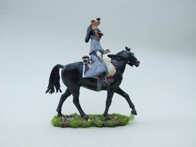 CUIRASSIER TROOPER FULL COAT