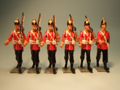BRITISH INFANTRY FMO SHOULDER ARMS
