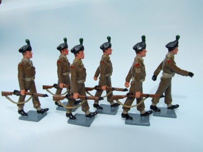 ROYAL ULSTER RIFLES 1957