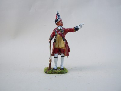 FOOT GUARDS GRENADIER OFFICER