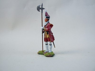 SERGEANT FOOT GUARDS GRENADIER