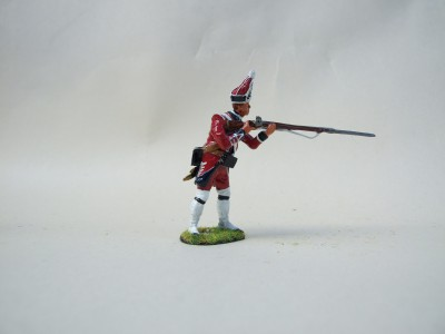 STANDING FIRING FOOT GUARDS GRENADIER