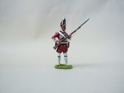 STANDING AT THE READY FOOT GUARD GRENADIER