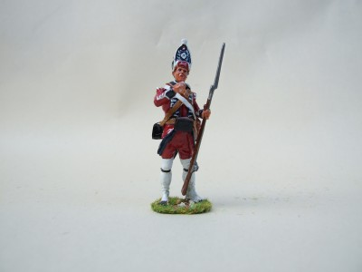 STANDING LOADING FOOT GUARDS GRENADIERS