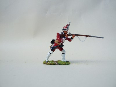 STANDING FIRING VER 2 FOOT GUARDS GRENADIERS