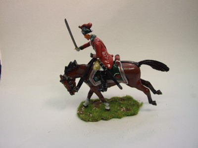 OFFICER 15th KINGS LIGHT DRAGOONS