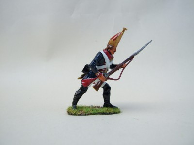 ADVANCING WURTENBERG GRENADIERS