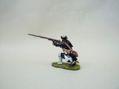 KNEELING FIRING BAVARIAN INFANTRY